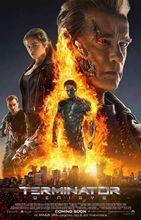 N0308 Terminator Genisys 2015 Arnold Schwarzenegger Movie Wall Sticker Silk Fabric Poster Art Indoor Decor Bright