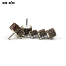 1 piece Mounted Sanding Cloth Grinding Head Dremel Drill Rotary tool OD 20-50mm