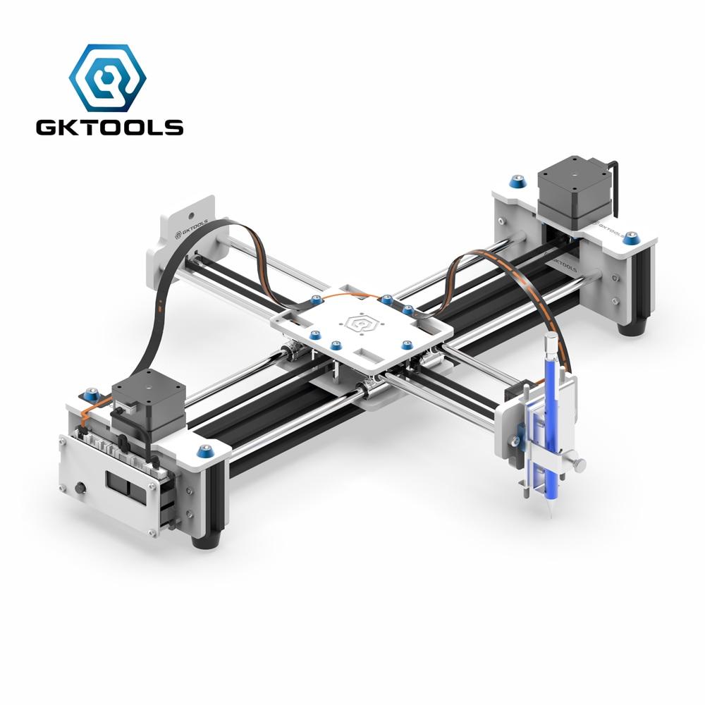 GK A3 DIY GRBL плоттер Drawbot ручка ЧПУ машина для рисования надпись пишущий робот Corexy XY Рисование робот набор игрушки для рисования
