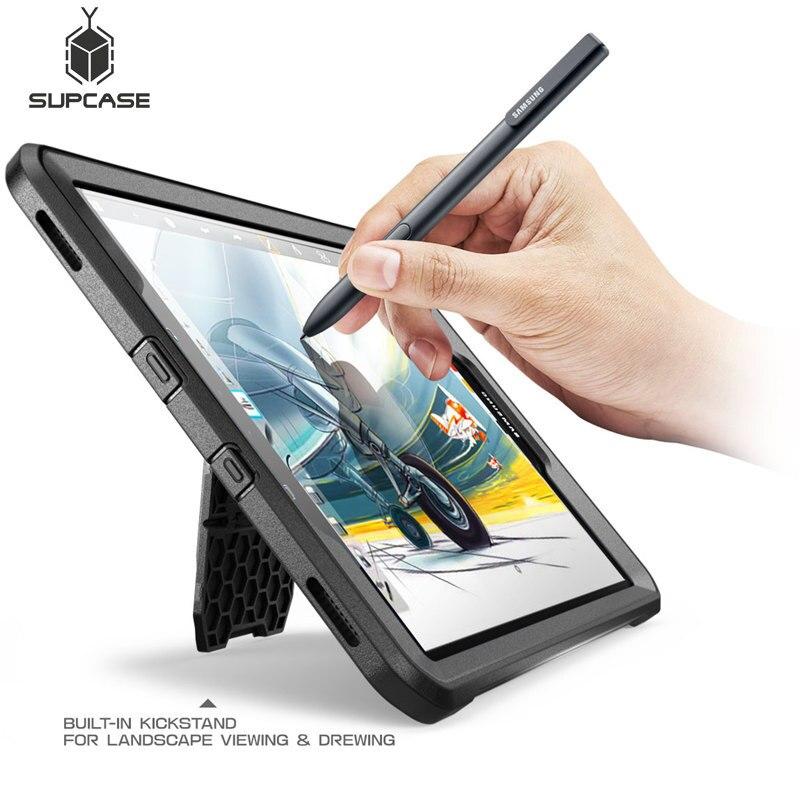 SUPCASE para Samsung Galaxy Tab S3 9,7, funda UB Pro de cuerpo completo, funda protectora híbrida resistente con Protector de pantalla integrado