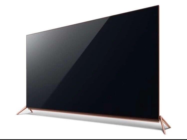 Android televisión Slim plana 65 70 75 85 pulgadas China Smart Android LCD LED TV