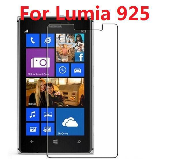 High Clear Screen Protector Protective Film Guard For Nokia Lumia 925