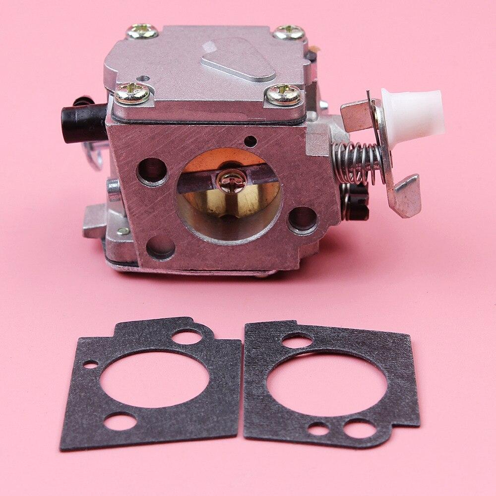 Kit de juntas de carburador para Husqvarna 281 288 281XP 288XP pieza de recambio de motosierra Tillotson HS-228 503280401
