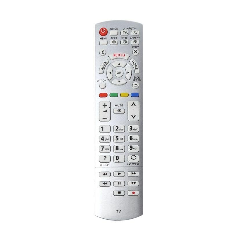 Universal 3D mando a distancia de repuesto de TV para Panasonic N2QAYB001010 N2QAYB000842 N2QAYB000840 N2QAYB001011 controlador remoto