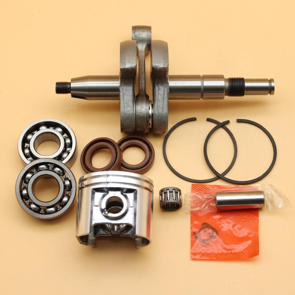 AliExpress - Crankshaft Crank Bearing Oil Seals & 42.5mm Piston Rings Kit Fit STIHL MS250 MS230 MS 250 230 025 023 Chainsaw Engine Parts