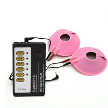 Electronic Breast Enhancer Enlarger Enlargement Body Massager Muscle Pain Relief Firmer Healthy Women  Breast Massage Instrument