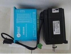 HBS86 e solução 86HSM85-E1 leadshine fácil servo acionamento do motor para router CNC