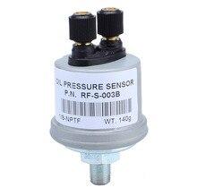 Sensor Universal de presión de aceite VDO 1/8 NPT para grupo electrógeno + Envío Gratis-12006026