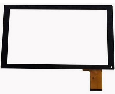 Nuevo para 10,1 pulgadas Selecine MID11Q9L 875313 tableta pantalla táctil capacitiva digitalizador panel vidrio Sensor reemplazo