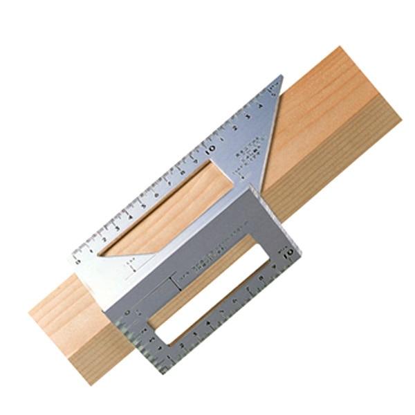 Многофункциональный деревообрабатывающий инструмент, линейка 45 градусов 90 градусов, инструменты для резьбы по дереву