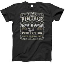 2019 뜨거운 판매 패션 32 번째 생일 선물 셔츠   빈티지 1986   웃긴   32 세   1986 년 출생   티셔츠