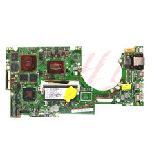 Для ASUS UX51VZA материнская плата для ноутбука 60-NWOMB1H02 i7 cpu 4 Гб HM77 GT650M 2 Гб UX51VZ REV2.0 Бесплатная доставка 100% ТЕСТ ОК