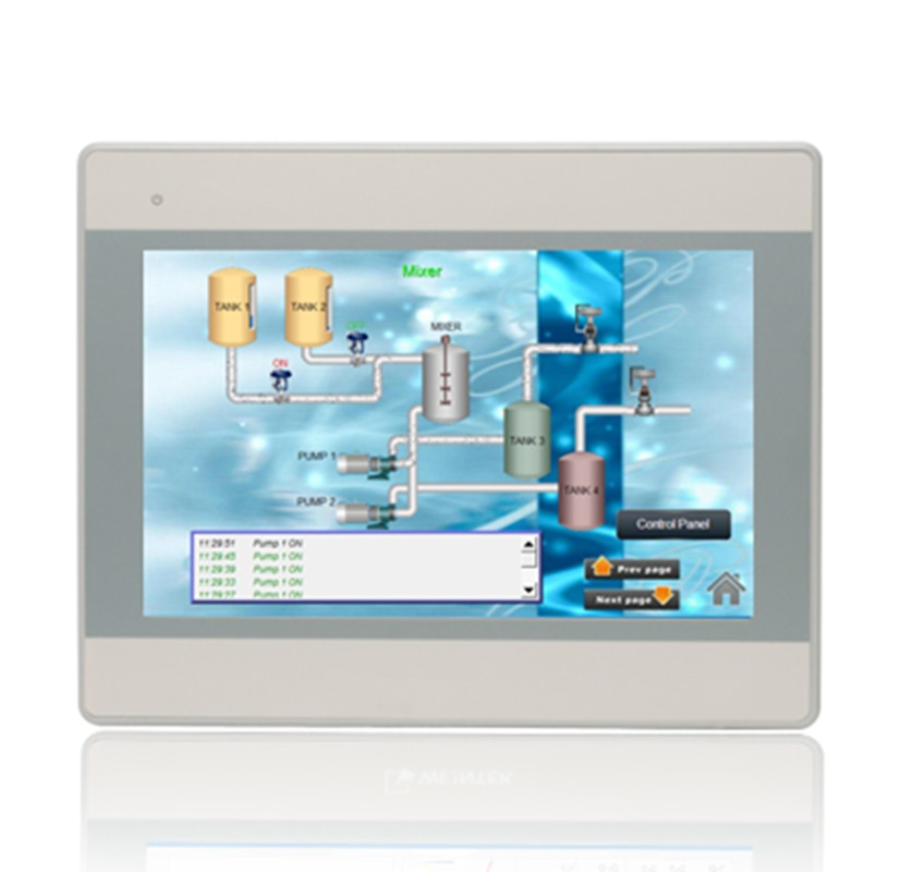 MT8102iE weinview HMI pantalla táctil 10,1 pulgadas Ethernet nuevo