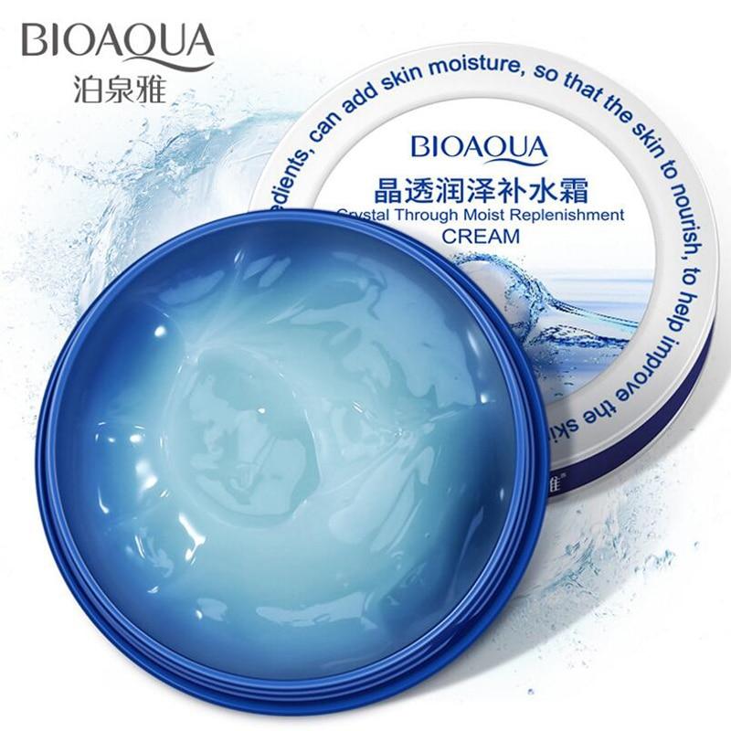 Увлажняющий крем для лица BIOAQUA с гиалуроновой кислотой 38 г