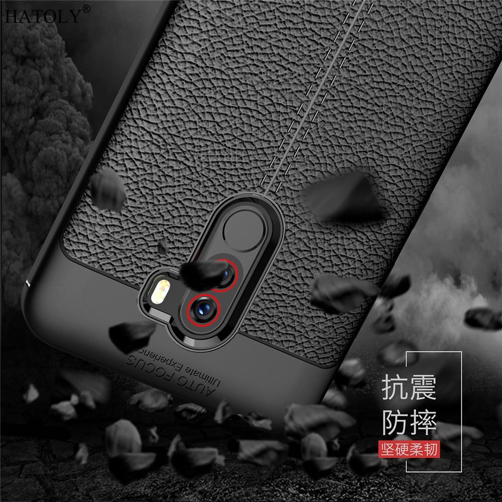 For Xiaomi Pocophone F1 Case Rubber Silicone Shell Bumper Soft Phone Case Cover for Pocophone F1 Cas