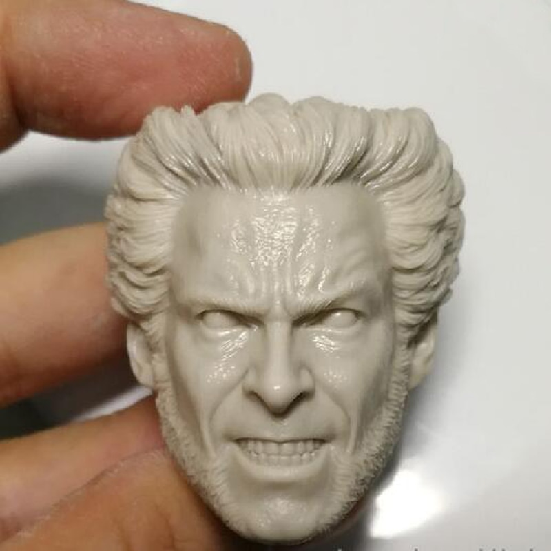 "Leere Heiße 1/6 Skala Hugh Jackman Leiter Sculpt Unlackiert Fit 12 ""Abbildung"