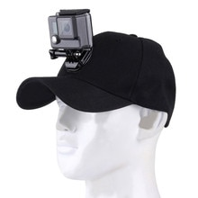Kamera sportowa czapka regulowana za pomocą śrub i stentu J do GoPro Hero 6/5
