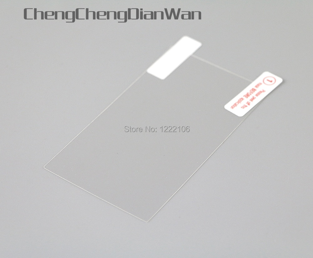 OCGAME 20 juegos de 30 juegos de Protector de pantalla LCD transparente con paño limpio para PSP 1000 2000 3000 Protector de película protectora con paquete