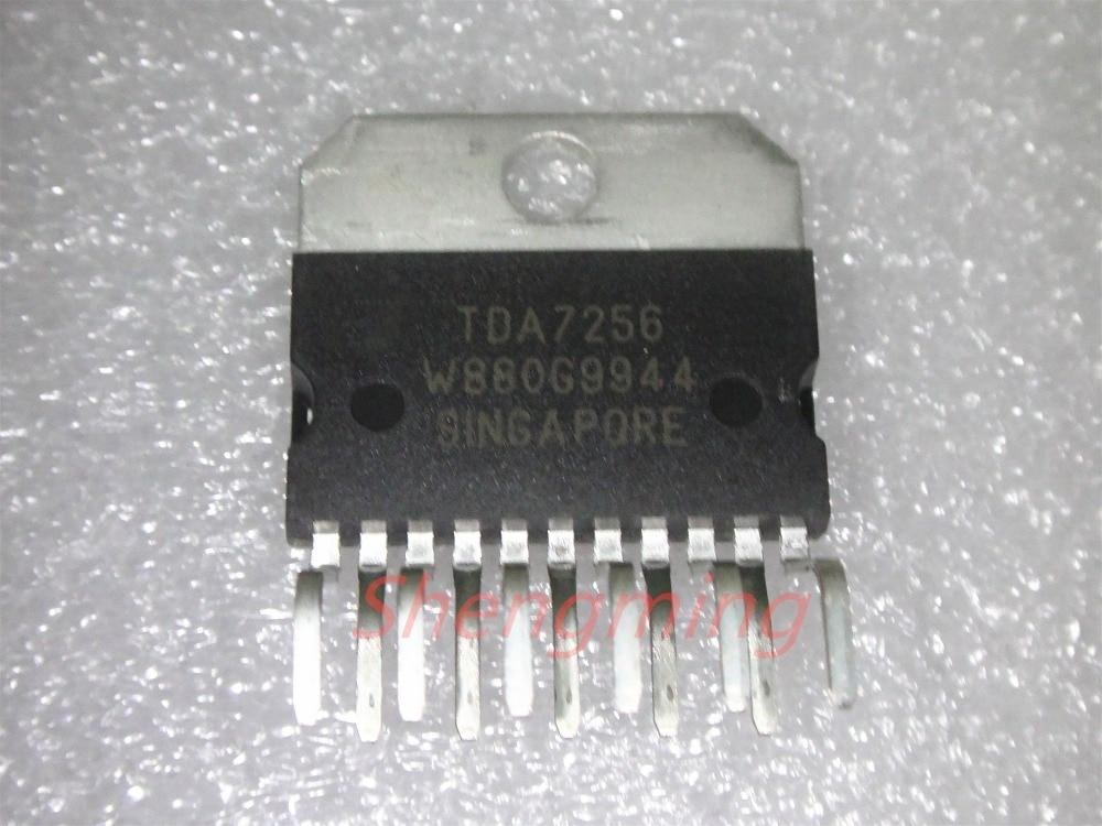 10 Uds TDA7256 ZIP-11