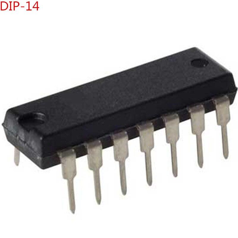 1PCS LT1058CN LT1058ACN LT1058 DIP14