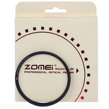 ZOMEI PRO Ultra mince MCUV 16 couches verre optique multicouche filtre UV pour Canon NIkon Hoya Sony objectif DSLR accessoires pour appareil photo