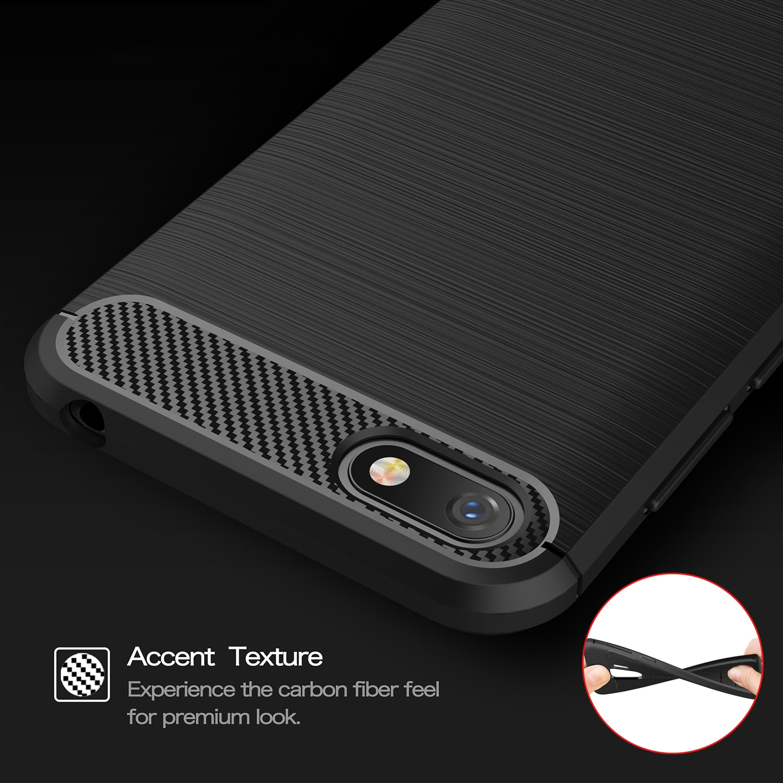 Funda de Coque 5.45For Huawei Honor 7A para Huawei Honor 7A Honor7A Pro DUA-L22 DUA L22 coque trasero de teléfono
