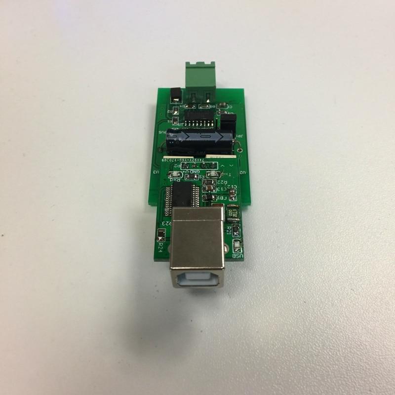 MBUS/M-BUS/metro-BUS a módulo esclavo USB