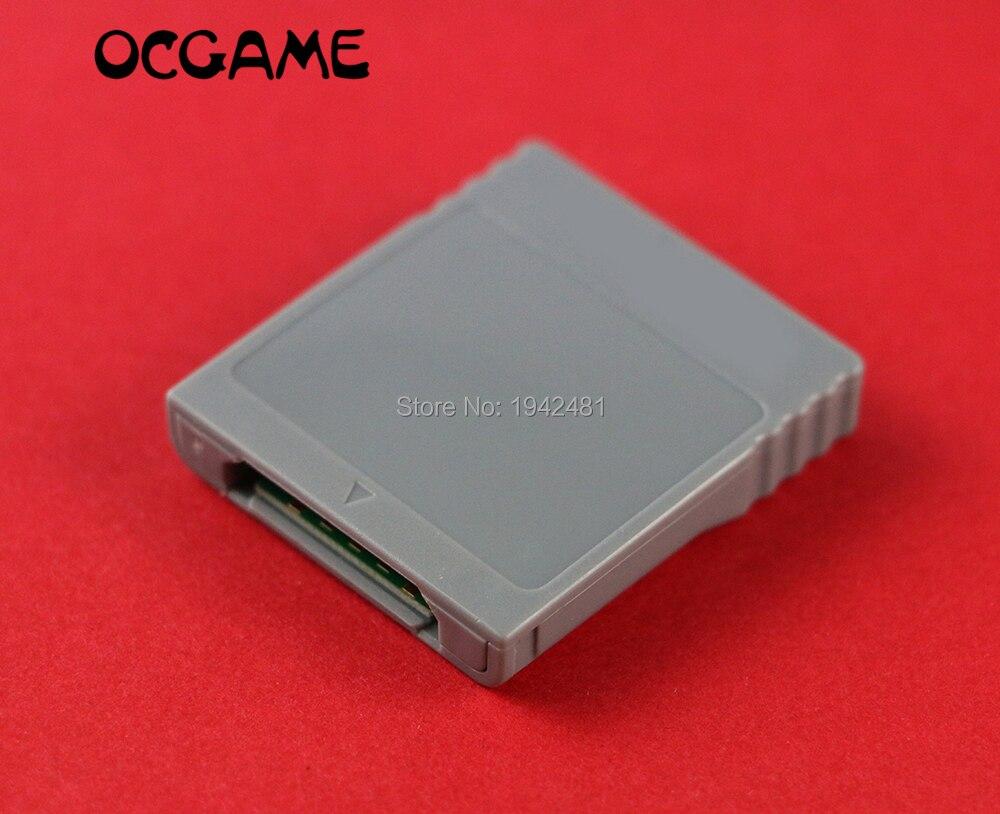 OCGAME SD флэш-память карта адаптер конвертер адаптер кардридер для Wii NGC GameCube игровая консоль 20 шт./лот