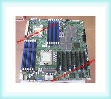 X8DTH-i placa base de servidor bidireccional 7 PCI-E 1366 Interfaces compatibles con X5650