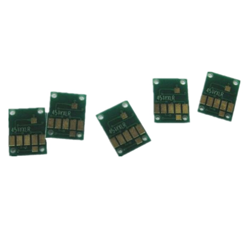 470 PGI-470 CLI-471  CISS refill cartridge permanent chip For canon PIXMA MG6840 MG5740 TS5040 TS6040 printer auto resest chip