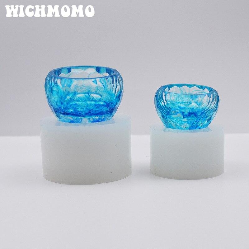 Новинка 2019, 1 шт. пакет, чашка для рукоделия, прозрачная Жидкая силиконовая форма для самостоятельного изготовления, аксессуары для поиска
