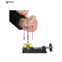 Wood Spiral Hand Drill&Spring Manual Wire Twisting Drilling Jewelry Watch Repair Jewelry Tools Beadi