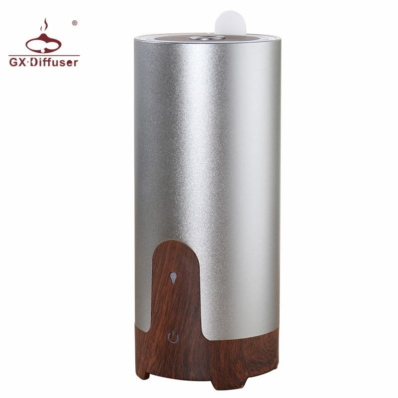 GX. Автомобильный диффузор, освежитель эфирных масел, ультразвуковой USB-увлажнитель воздуха, генератор тумана для дома