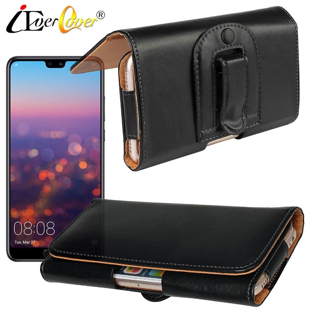 Funda Horizontal de cuero para Huawei P30 P20 Mate 30 Lite , Nova 5 5i 4 4e 3e , Honor 20 , Enjoy 8e