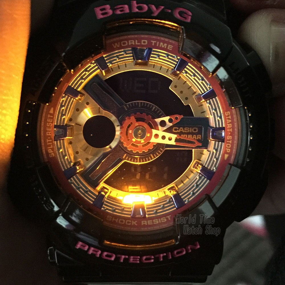 Casio watch g shock women watches top luxury set display ladies watch 100m Waterproof LED digital Quartz watch women reloj mujer enlarge