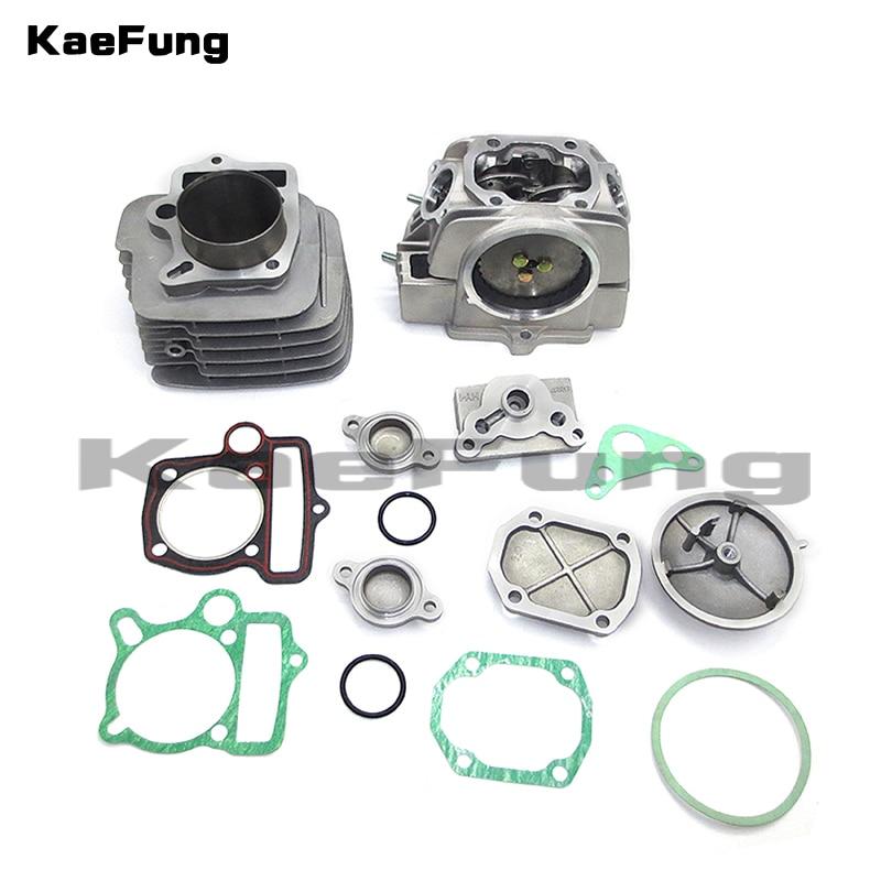 Mying xiang yx 140 motor 56mm kit junta do cilindro caber 140cc pitston ssr ycf imr sujeira pit bike