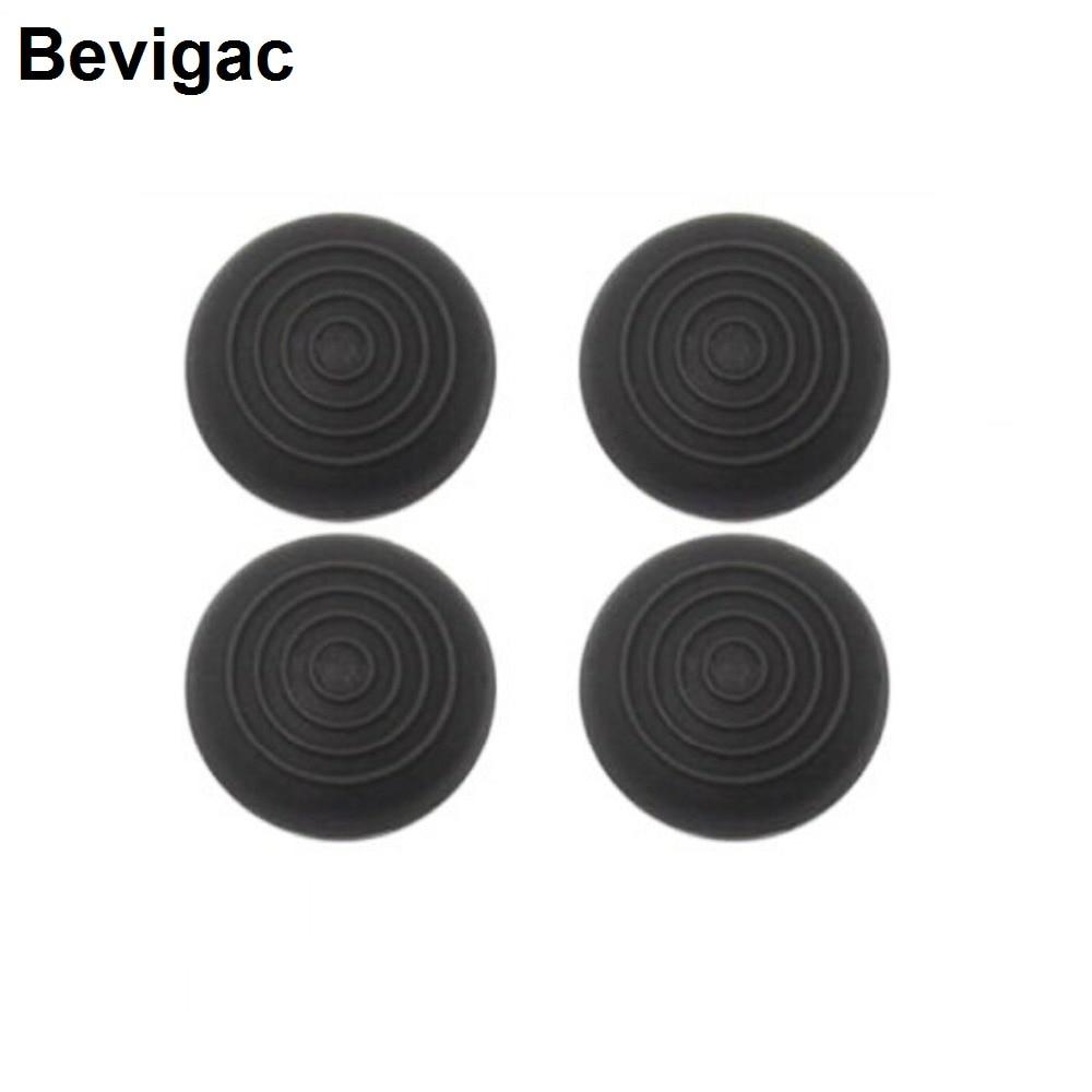 Bevigac 4 pçs controlador analógico polegar vara aperto capa para sony play station ps dualshock 4 3 2 ps4 ps3 ps2 ps xbox um 360