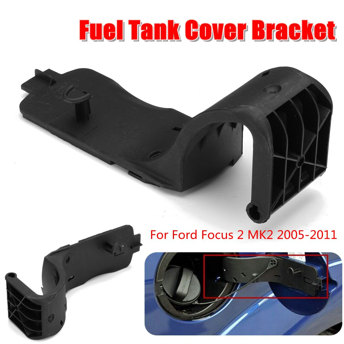 Топливный бак Бензобак Крышка Крепление сменный кронштейн для Ford для Focus 2 MK2 2005 2006 2007 2008 2009 2010 2011