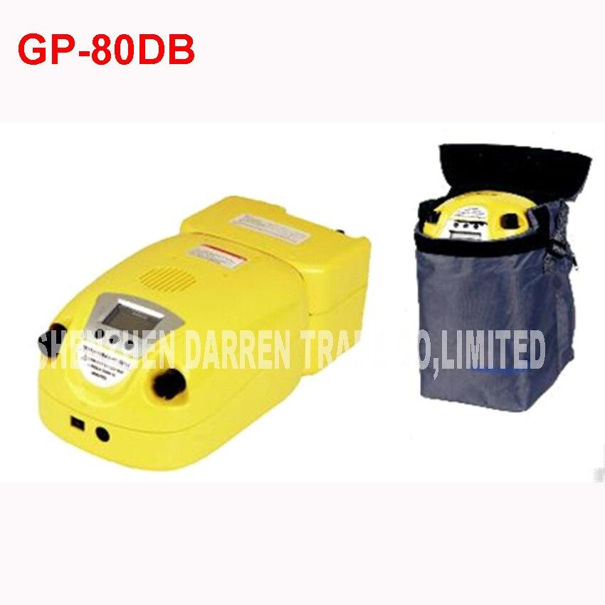 Bomba eléctrica de la marca GP-80DB, bomba de aire 500L/min para bomba neumática eléctrica inflable de 12 V, tubo neumático 20MM de diámetro