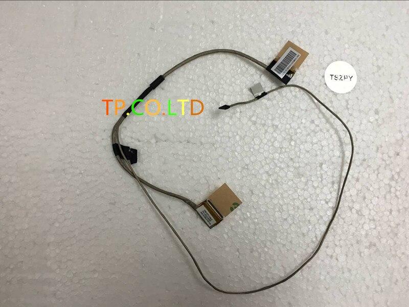 Genuino nuevo envío gratis LVDS LCD video cable para Asus X550 X550CA X550CC X550CL portátil 30pin cable P/N 1422-01jk000