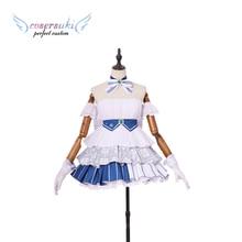 Vocaloid Kagamine Rin SNOW MIKU Cosplay Carnaval Costume Halloween Christmas Costume