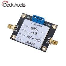 OPA1611 Broadband Op Amp Rail-to-Rail In-Phase Amplifier Module Audio Dedicated