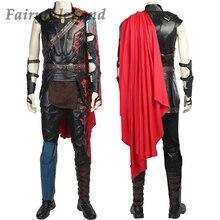 Thor Ragnarok Cosplay Costume sur mesure Thor Odinson Cosplay THOR 3 Chris Hemsworth super-héros costume accessoire complet cosplay gilet