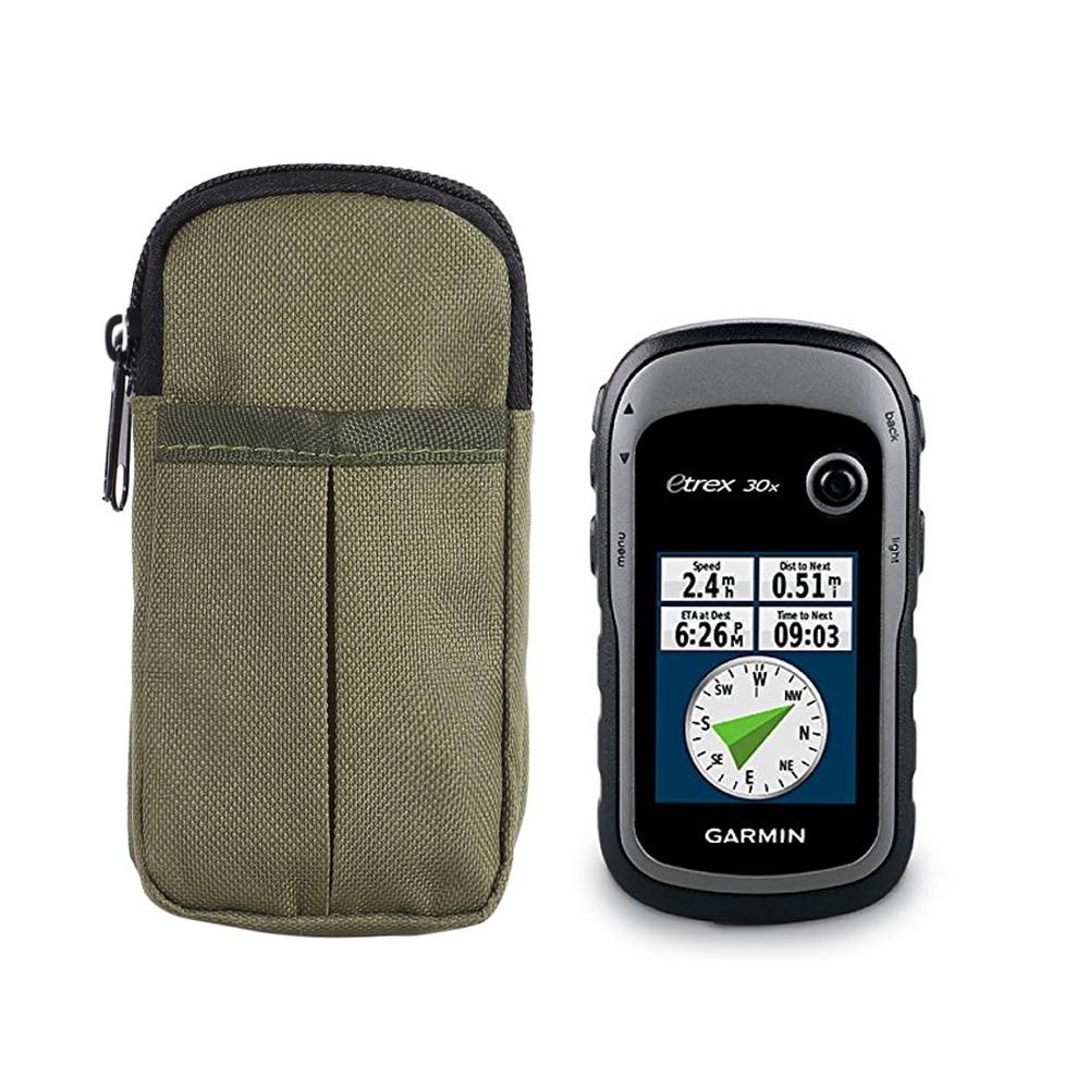 Многофункциональный Молле военный пояс сумка Переносной Водонепроницаемый защитный чехол для пешего туризма GPS Garmin eTrex 10x20x30x10 20 30