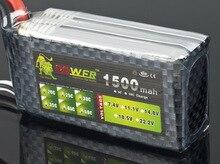 Leeuw Macht 11.1 V 1500 Mah 35C T/XT-60 Remote Controul Modelvliegtuigen Fabrikanten Lithium-polymeer Batterij 11.1 V batterij Lipo 3 S