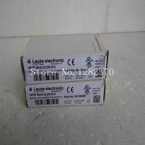 [SA] جديد الأصلي أصيلة خاص مبيعات Leuze استشعار التبديل HRTR 3B / 44.03 ، 200-S12 بقعة
