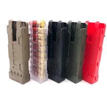 Tactische Reload Shotgun Magazine Pouch 10 Rondes 12GA 12 Gauge Ammo Schelpen Molle Doos