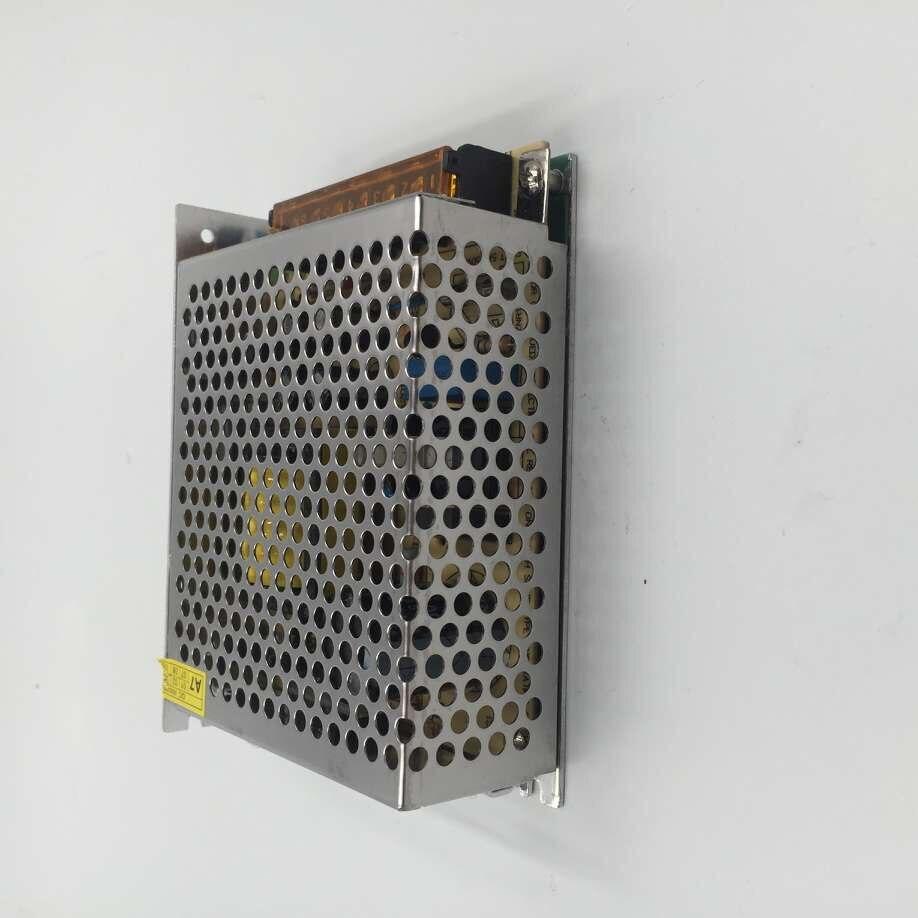 10 Uds. Fuente de alimentación APower 5V 40 A/60 200w Controlador Led 5v 200w interruptor de fuente de alimentación interior 220V para tira o lámpara de módulo WS2812b