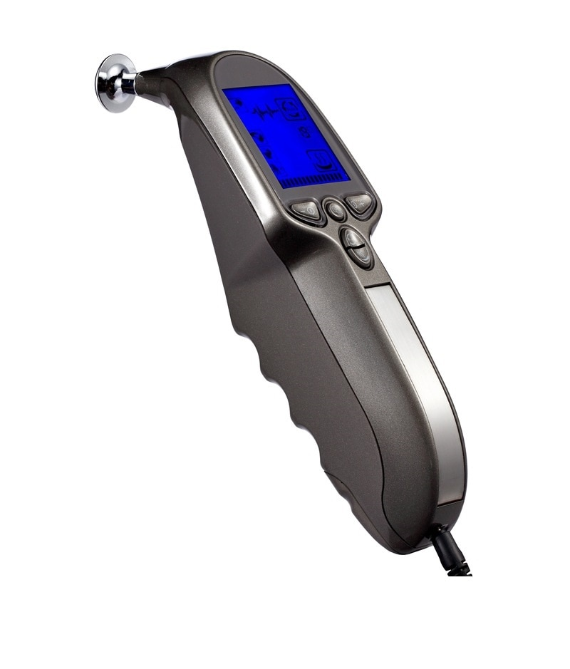 health care ce CE Health Care Aid Low Frequency Microcomputer Acupoint Stimulator For Body Meridian Diagnosis Medical Therapy Massager NEW