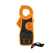 LCD Digital Clamp Meters Multimeter Measurement Tools AC/DC Voltage Tester Current Resistance Tester Meter